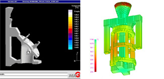 Cast Simulation Software